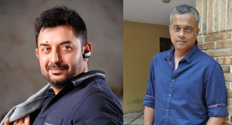 Arvind Swamy and gautham menon