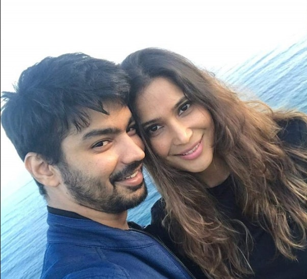 Bigg Boss Mahat and Girlfriend Prachi Mishra