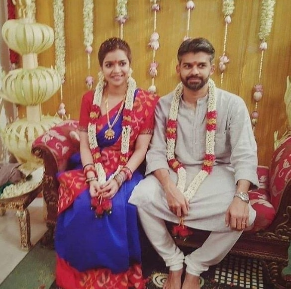 Swathi Reddy Wedding Photos