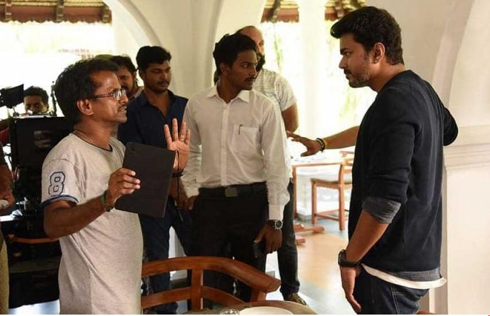Vijay Sarkar Shooting Wrapped