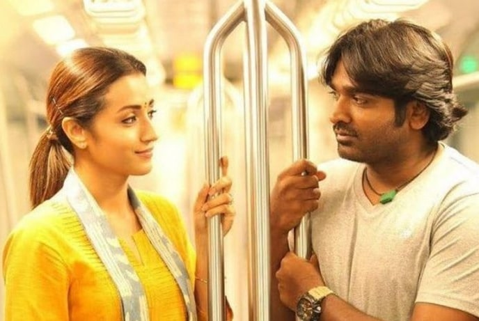 vijay Sethupathi and Trisha 96 movie release date