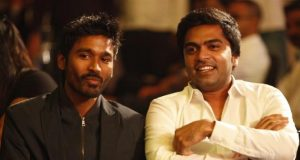 Dhanush and Simbu
