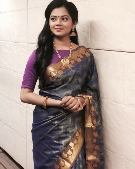 Anitha Sampath age