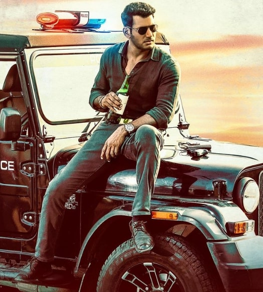 Ayogya Tamil Movie cast and crew