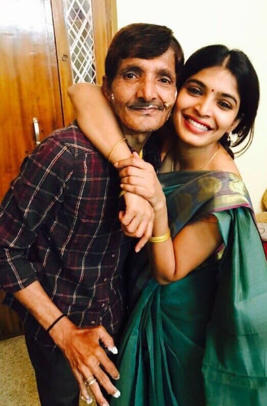 Sanchita Shetty Father