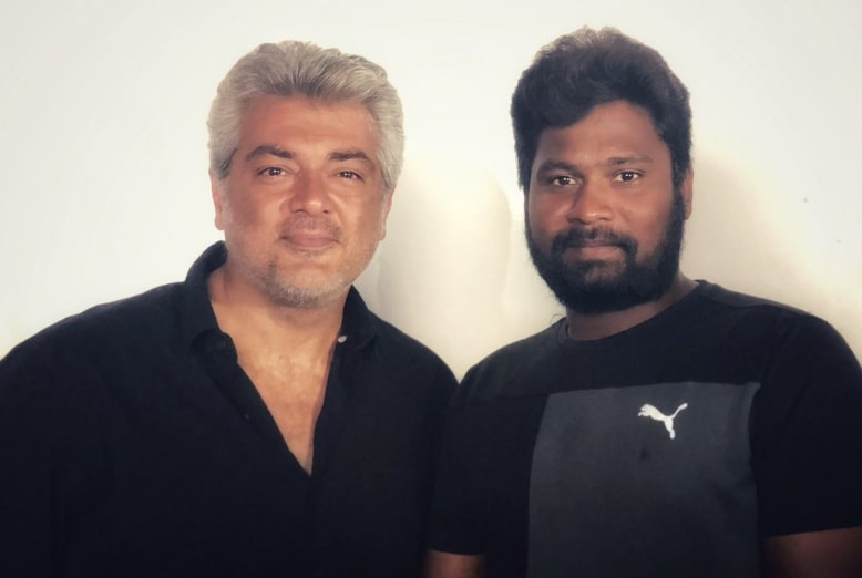 Thala Ajith's Viswasam Shooting Wrapped Up