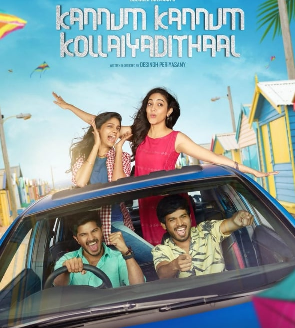 Kannum Kannum Kollaiyadithaal Movie cast