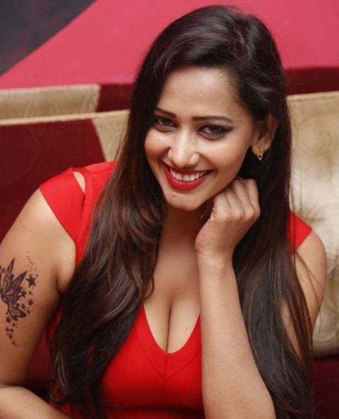 Sanjana Singh hot Images