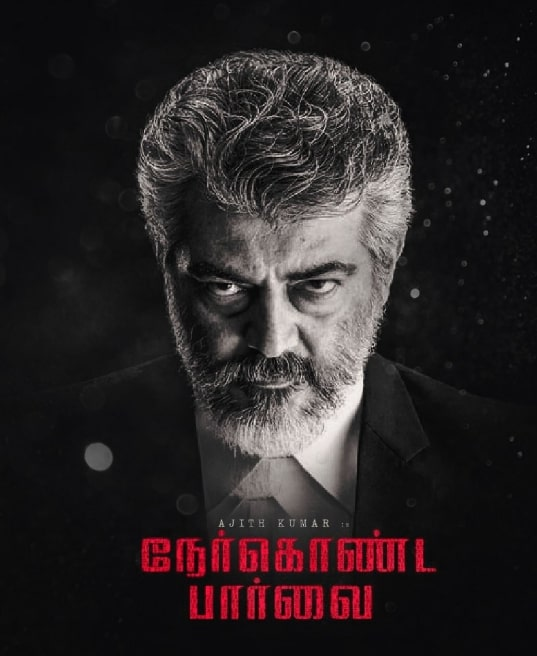 Nerkonda Paarvai Movie cast and crew