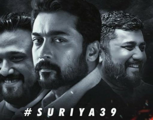 Suriya 39 Director Siva Team ups with actor Suriya