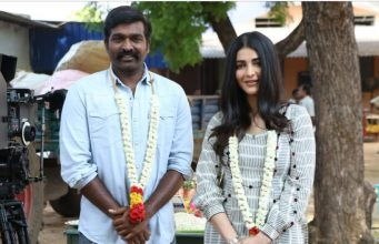 Vijay Sethupathi and Shruti Haasan Joins Hands for Laabam