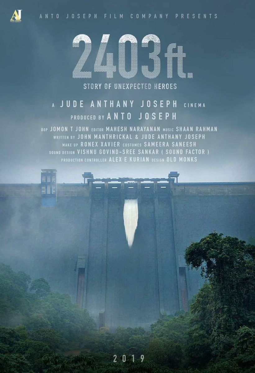 2403 ft Movie Cast and Crew