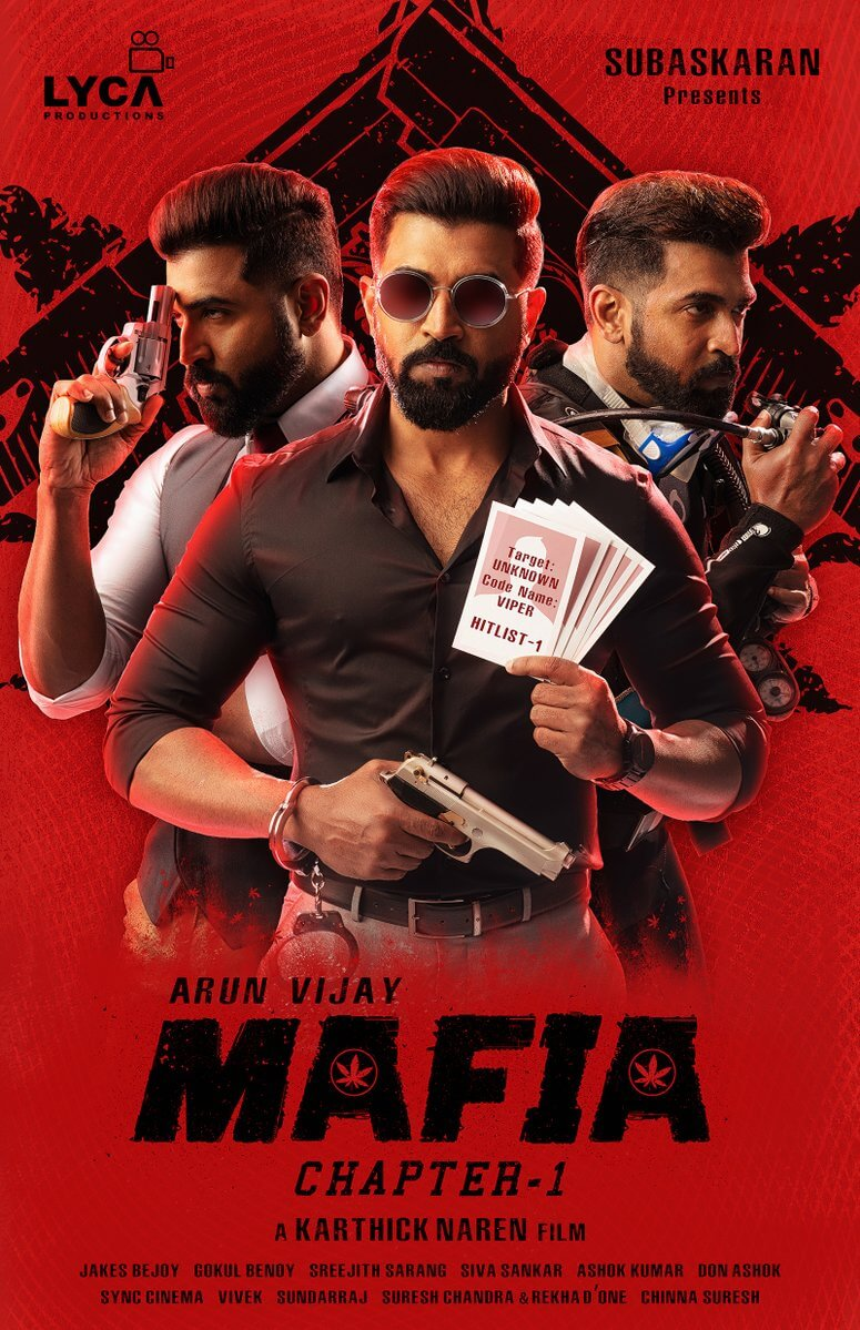 Mafia Tamil Movie
