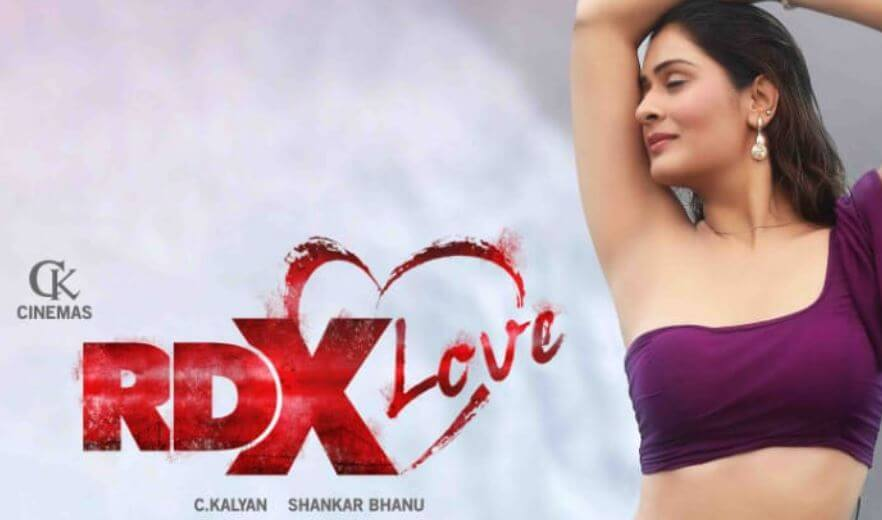 RDX Love Telugu Movie