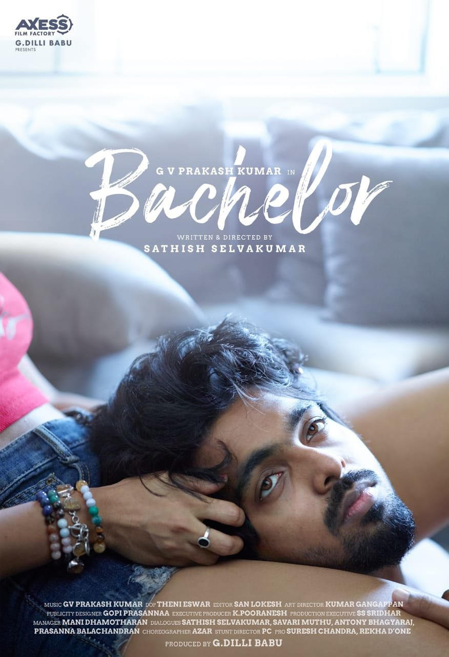 Bachelor Tamil Movie cast and crew
