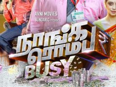 Naanga Romba Busy Movie wiki